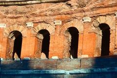 Oude Trajan Stock Foto's