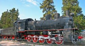 Oude trein, Thjaren van 1920 Stock Foto's