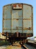 Oude treinen Royalty-vrije Stock Afbeelding