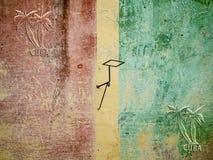 Oude Trinidat-facada Royalty-vrije Stock Afbeeldingen