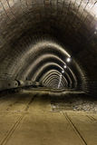 Oude tunnel Stock Afbeelding