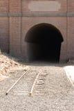 Oude Tunnel Stock Afbeeldingen
