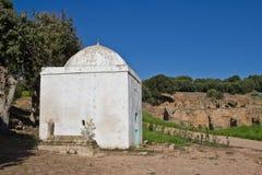 Oude turbe in Kellah Royalty-vrije Stock Afbeeldingen