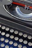 Oude typerwriter Royalty-vrije Stock Foto's