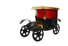 Oude uiterst kleine auto Royalty-vrije Stock Afbeelding