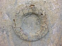 Oude Uitstekende Achtergrond Crakced Stock Foto's