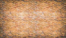 Oude uitstekende bakstenen muurtextuur en achtergrond Gebruik voor baksteenart. Stock Fotografie