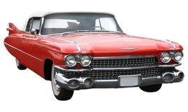 Oude uitstekende Cadillac Stock Afbeelding