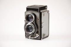 Oude uitstekende camera Stock Afbeeldingen