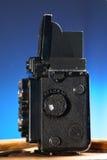 Oude uitstekende camera Royalty-vrije Stock Foto