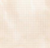 Oude uitstekende document textuur Stock Foto's