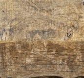 Oude uitstekende houten textuur voor achtergrond Stock Afbeelding