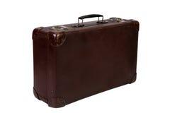 Oude uitstekende koffer Royalty-vrije Stock Foto's
