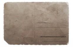 Oude uitstekende prentbriefkaaren Royalty-vrije Stock Foto