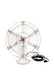 Oude uitstekende ventilator Royalty-vrije Stock Foto