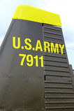 Oude vechter van de Luchtmacht Verenigde Staten Royalty-vrije Stock Afbeeldingen