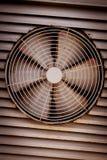 Oude ventilator Royalty-vrije Stock Fotografie