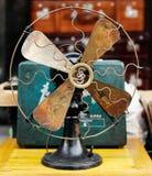 Oude ventilator Stock Afbeeldingen