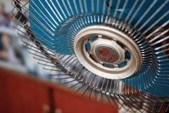 Oude ventilator Stock Afbeelding