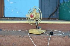 Oude ventilator Royalty-vrije Stock Foto's