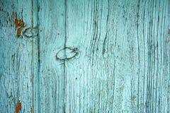 Oude verf op hout royalty-vrije stock foto