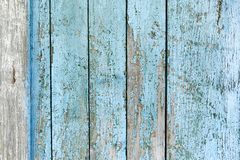 Oude verf op houten bureaus stock afbeelding