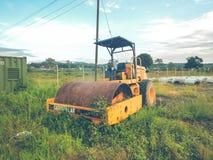 Oude verlaten mijn in Liberia Royalty-vrije Stock Fotografie