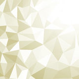 Oude verpletterde elegante kleurendocument achtergrond. EPS 8 Royalty-vrije Stock Fotografie