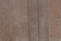 Oude verwoeste houten muur Royalty-vrije Stock Foto