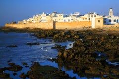 Oude Vesting van Essaouira Stock Afbeelding