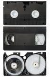 Oude videoband Royalty-vrije Stock Foto