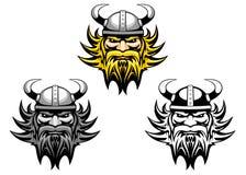 Oude Viking Royalty-vrije Stock Foto