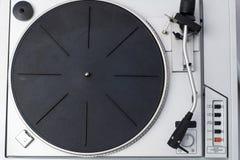 Oude Vinylspeler Stock Afbeeldingen