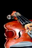 Oude viool stock afbeeldingen