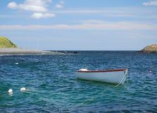 Oude vissersboot Royalty-vrije Stock Afbeeldingen