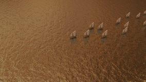 Oude vloot Royalty-vrije Stock Foto's