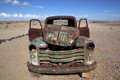 Oude Vrachtwagen Royalty-vrije Stock Afbeelding
