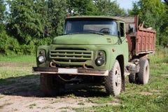 Oude vrachtwagen Stock Fotografie