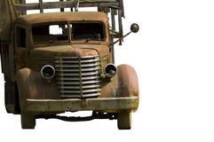 Oude vrachtwagen 3 royalty-vrije stock fotografie
