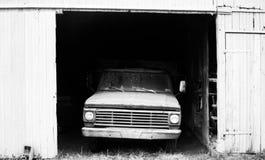 Oude vrachtwagen Royalty-vrije Stock Foto's