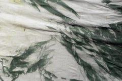 Oude vuil hued stoffentextuur - aardige abstracte fotoachtergrond royalty-vrije stock foto's