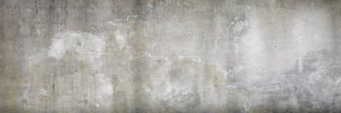 Oude vuile concrete muur stock afbeelding