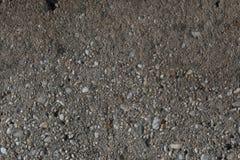 Oude Vuile Doorstane Concrete Muurtextuur royalty-vrije stock foto