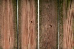 Oude vuile en vuile houten planken stock foto's