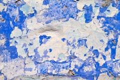 Oude vuile muur Royalty-vrije Stock Foto's