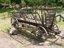 Oude wagen Royalty-vrije Stock Afbeelding