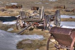 Oude Wagen Royalty-vrije Stock Fotografie