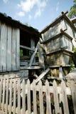 Oude water-molen Royalty-vrije Stock Afbeelding