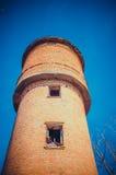 Oude watertoren Stock Foto