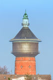 Oude Watertoren in Velbert, Duitsland Stock Foto's